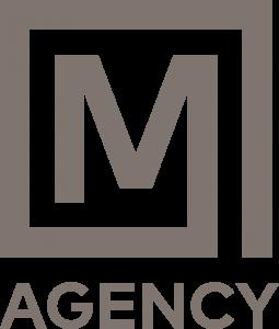 M Agency logo